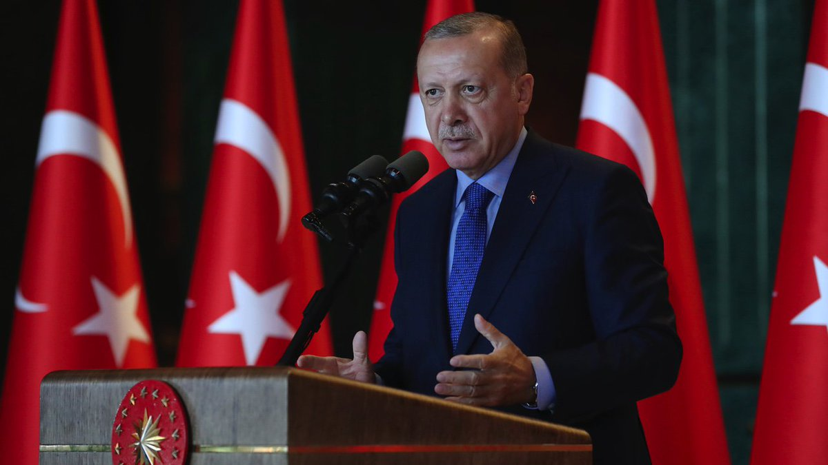 Turkey's president calls for a boycott of American electronics like the iPhone as trade war heats up https://t.co/nrCoODZRaE