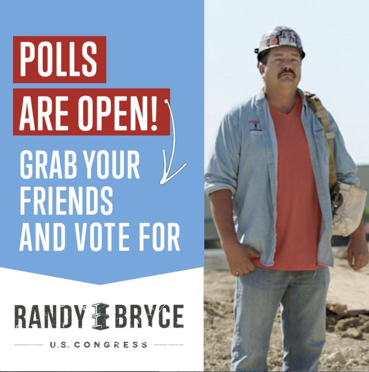 Randy Bryce's photo on #WI01