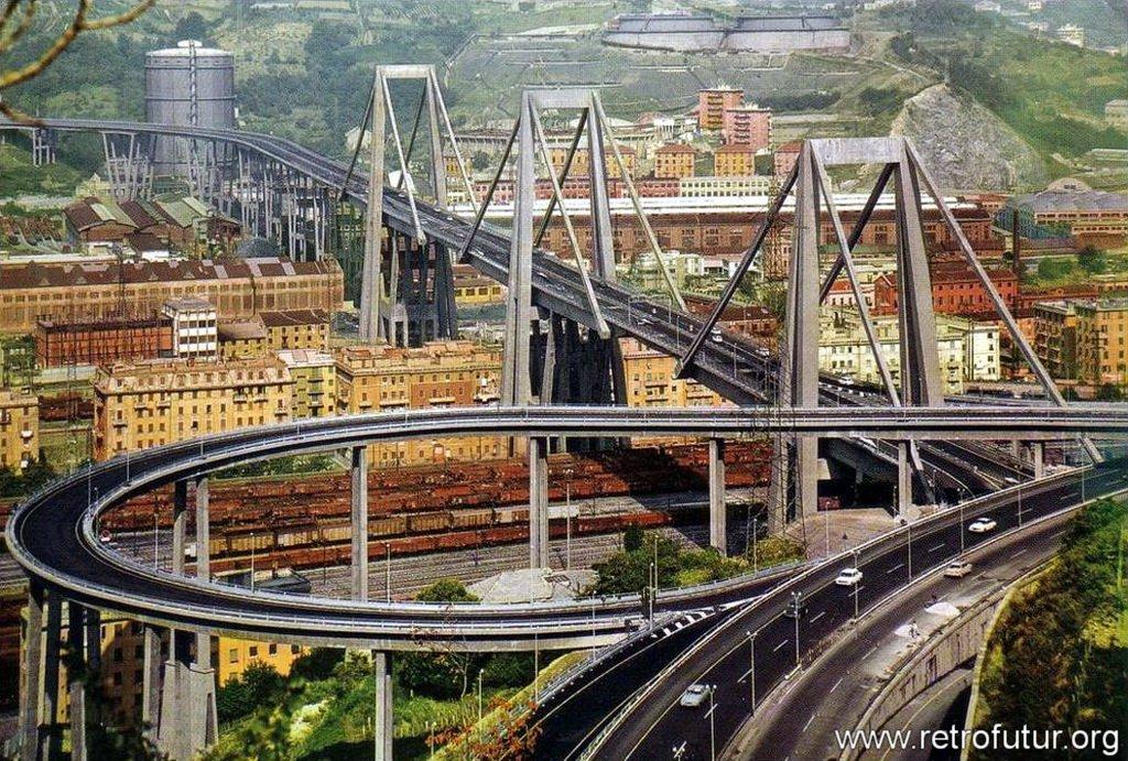Ponte Morandi Genua