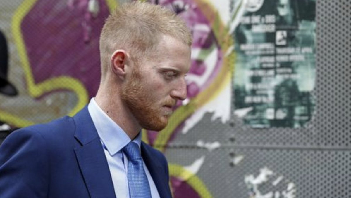 BREAKING: England cricketer Ben Stokes has been found not guilty of affray https://t.co/ZccJMq5TGl