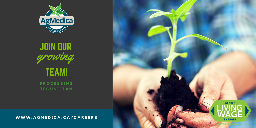 Join our growing team! Proud to be an @OnLivingwage employer in #ckont.  We are looking for a Processing Technician.   http:// ow.ly/99CY30lmbKO  &nbsp;  <br>http://pic.twitter.com/tx9BLH30Z6