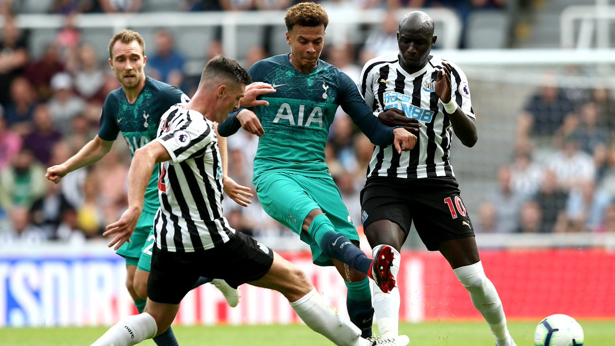 🔥 first touches, stunning saves 🙌 and naughty nutmegs 😅 ▶️ The moments you may have missed from Saturdays win at St James Park. #COYS