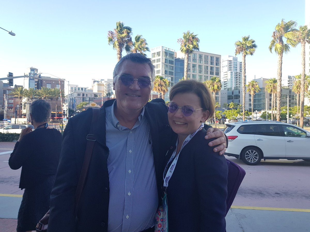 10yrs later and still good friends. Love debating #biztravel with this guy. Johnny Thorsen rocks #GBTA2018 #BeTheRoad<br>http://pic.twitter.com/SWNGrDFwcN