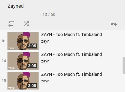 First hour done, continue streaming! The increase is showing on Youtube already, with Too Much gaining 300K views in the last 16 hours. At this rate &quot;Too Much&quot; can re-enter Youtube charts again! #TooMuchStreamingParty<br>http://pic.twitter.com/ZbPNv7mSj6