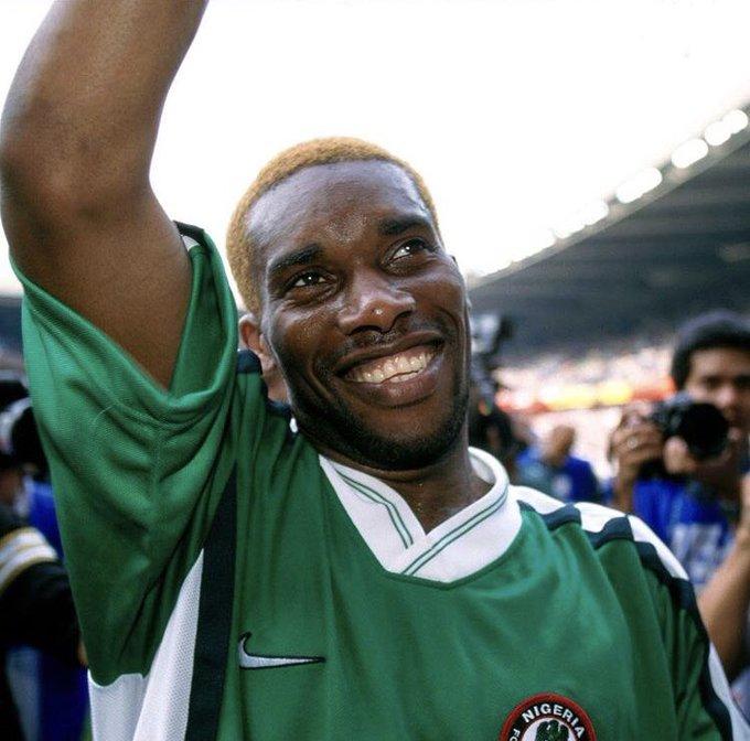 Happy birthday Jay-Jay Okocha, so good they named him twice