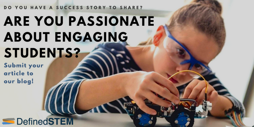 #Teachers, are you passionate about engaging students in real-world PBL? Do you have a success story to share? Submit an article to our blog! Together we can inspire more educators to bring the real-world to their classrooms!  https:// bit.ly/2IDvwhE  &nbsp;    #PBL #bloggerswanted #edchat<br>http://pic.twitter.com/ofL1xbVNWG