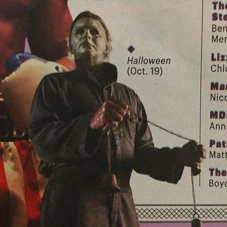 With whom are you going to see &#39;Halloween&#39; 18 on October 19? Tag a friend and spread the word! #HalloweenMovie <br>http://pic.twitter.com/U18B3qov0s