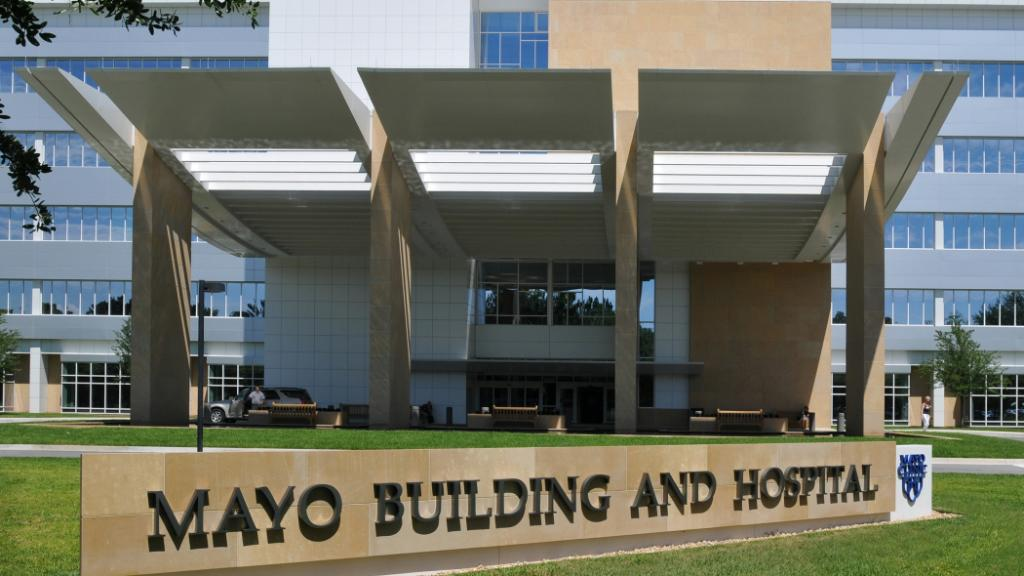 Mayo Clinic sur Twitter :