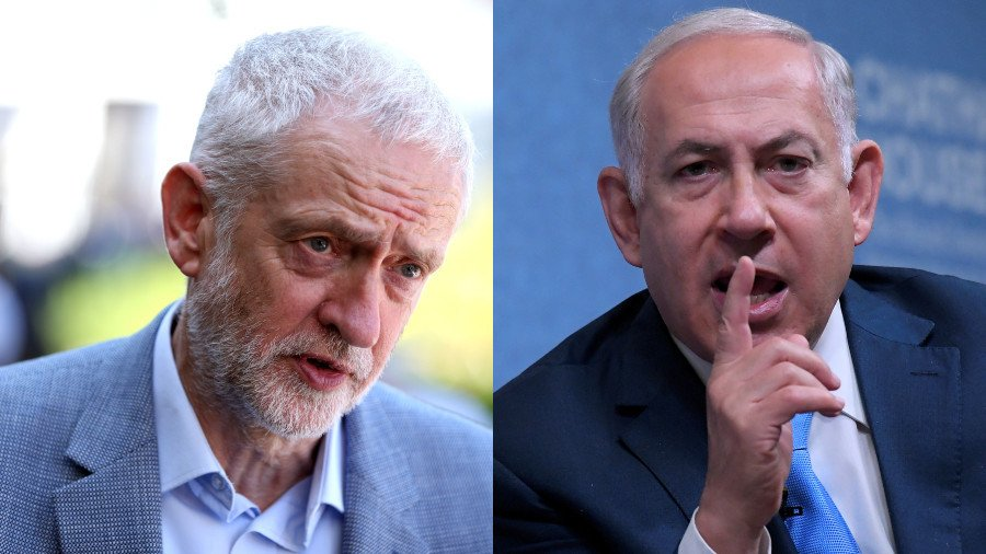 'Wreaths for terrorists': #Netanyahu &  fac#Corbyne off over 'anti-Semitism' as Twitter erupts https://t.co/XJgTLMT9m0