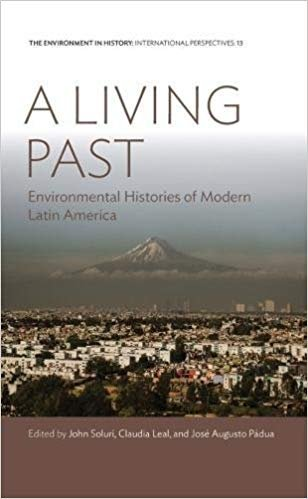 Today&#39;s #histSTM lunchtime read:  Incoming @LindaHall_org research fellow @historyrocio reviewed a new edited volume on the environmental history of Latin America for H-LatAm &amp; @HNet_Reviews!    https:// networks.h-net.org/node/23910/rev iews/2153243/gomez-leal-and-soluri-and-pa%CC%81dua-living-past-environmental-histories &nbsp; …   #envhist #LatAmHist<br>http://pic.twitter.com/uKBeW27Mjc