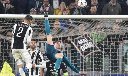#Ronaldo, la sua rovesciata allo Stadium candidata al premio Puskas http://rosea.it/9453c1b0QK #serieA #juventus  - Ukustom