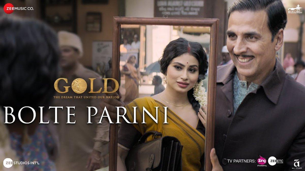 Bolte Parini Video Song From #Gold -  https:// www.filmymama.com/videos/bolte-parini-video-song-from-gold/?utm_source=Twitter&utm_medium=FM+Twitter&utm_campaign=SNAP%2Bfrom%2BFilmyMama.com#AkshayKumar #Bollywood #BolteParini, #Videos  - Ukustom