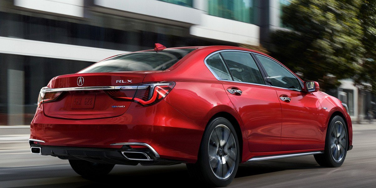 Equipped with many advanced driver-assistance features, the 2018 Acura RLX anticipates the unexpected. https://t.co/DjUNtgxiW5