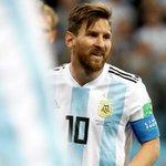 Selección Argentina Twitter Photo