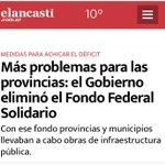 Fondo Federal Solidario Twitter Photo