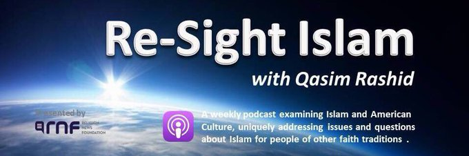 Hey all - Episode 4 of my Podcast @ReSightIslam just dropped. Listen, share, & leave a review. Much love.❤️ Download Episode 4 of Re-Sight Islam: On Freedom, Faith, & Forgiveness •iTunes: •Podbean: Foto