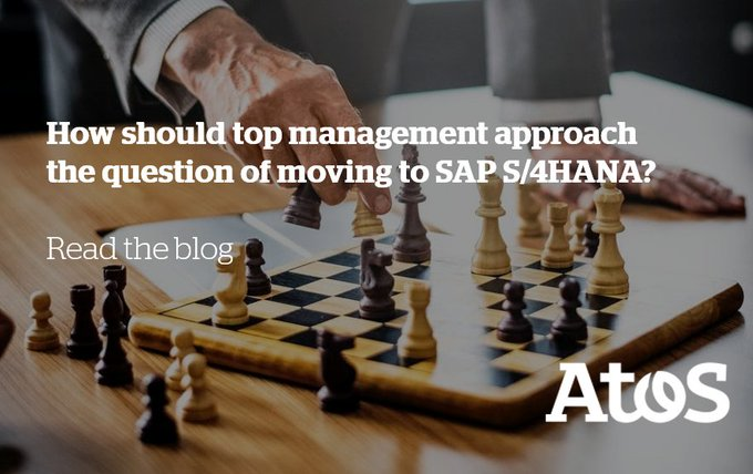 Cost savings, performance, innovation…a move to #SAP #S4HANA can bring a lot to your...