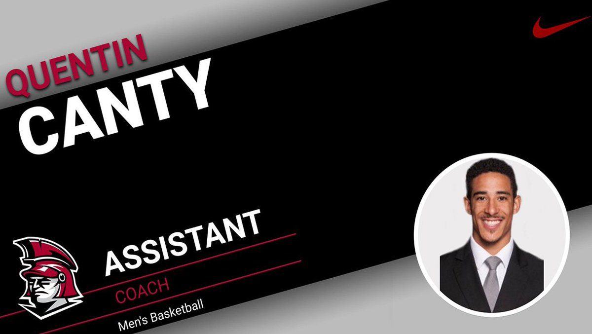 NEW STORY: @IUSBMBB Adds @Coach_Canty to Coaching Staff   -  http://www. iusbtitans.com/article/1288.p hp &nbsp; … <br>http://pic.twitter.com/8c9MZHbFf0