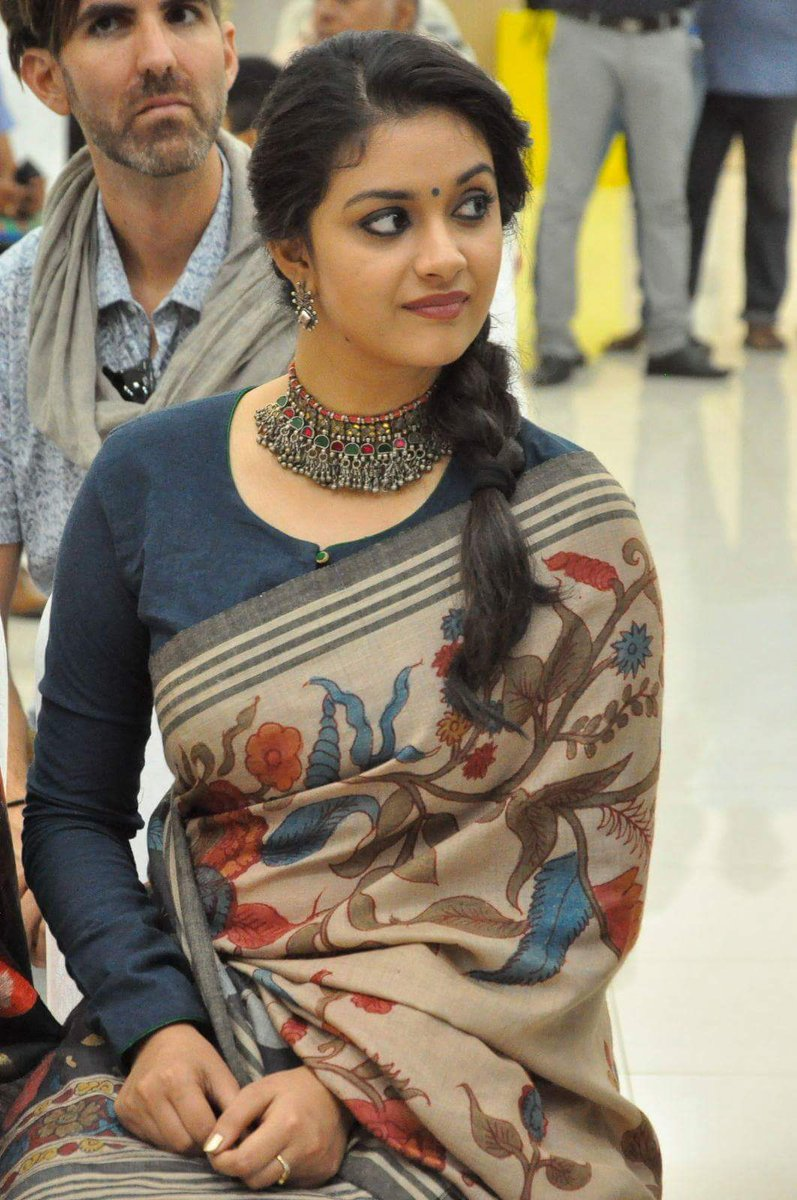 Keerthy Suresh gets a Huge Honour