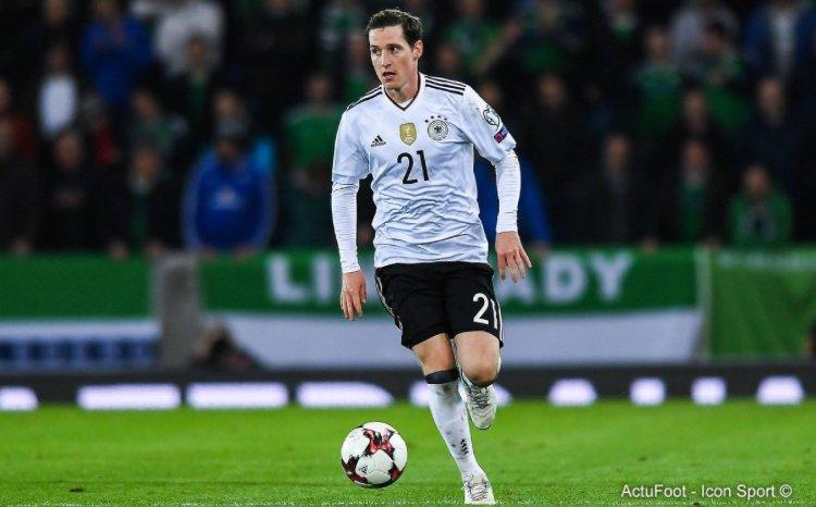 Le transfert de Sebastian Rudy au RB Leipzig serait conclu pour une somme avoisinant les 15M€. (SWR)