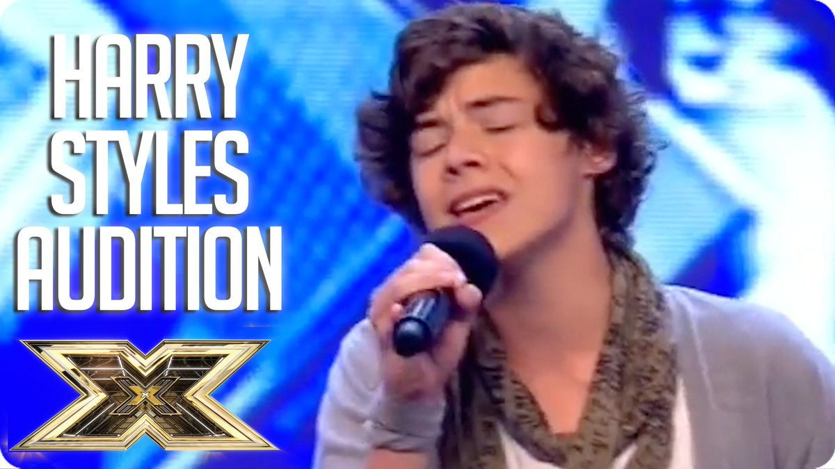 8 Years ago this #UnforgettableAudition changed his life... it's @Harry_Styles 😍 🙌🎤 https://t.co/P3qsZNJ1bd #XFactor