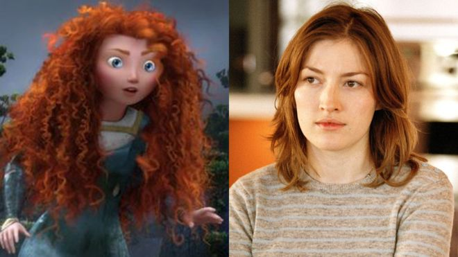Disnae princess: Kelly Macdonald&#39;s animated character Merida appears in a new trailer for Ralph Breaks the Internet, speaking Scots and using Scottish slang  https:// bbc.in/2MFEZYy  &nbsp;  <br>http://pic.twitter.com/ZaZV8LmNgP