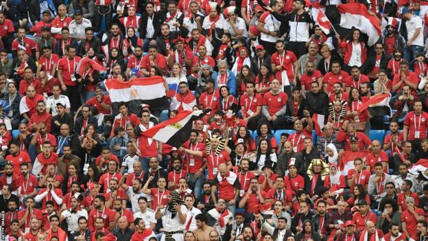 Fans set to return to Egypt league for the first time since 2012 https://t.co/DSZuNg9T5m