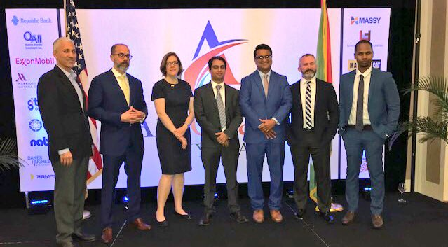 test Twitter Media - #AACCLA looks forward to strengthening the network that represents more than 20,000 companies and over 80% of US investment in region, by adding#AmChamGuyana  https://t.co/uRQ1SFMR0q https://t.co/rEz0EGrRQ4