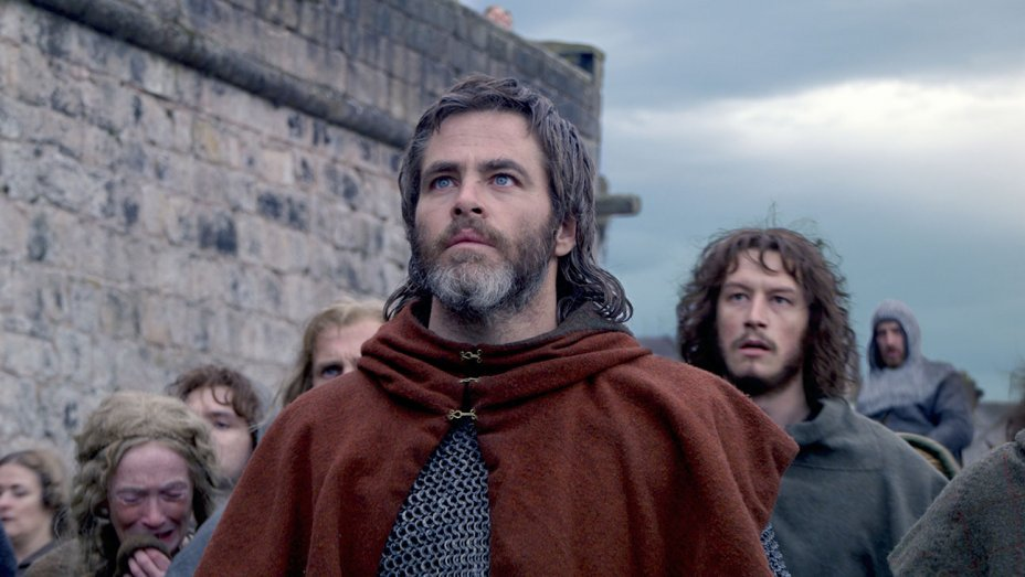 #TIFF18: Netflix Robert the Bruce epic 'Outlaw King' to open festival https://t.co/vnmie5YlYK https://t.co/cHFzszpkdS
