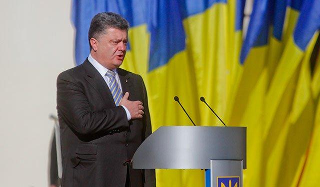 На Украине Порошенко заподозрили в желании сбежать за границу: Photo