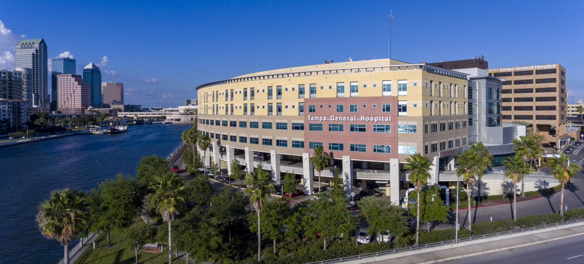 Tampa General Hospital Picture