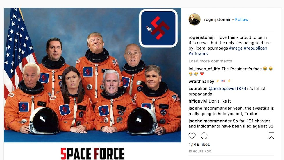 The Hill's photo on Space Force