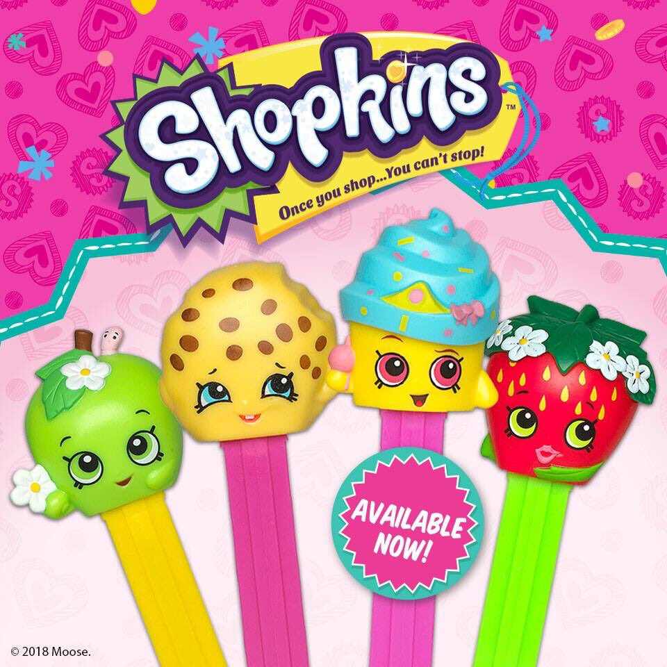PEZR On Twitter Welcome Cupcake Queen To The Shopkins PEZ Collection Check Out Entire Lineup Today At Tco LPVmYHqOv9