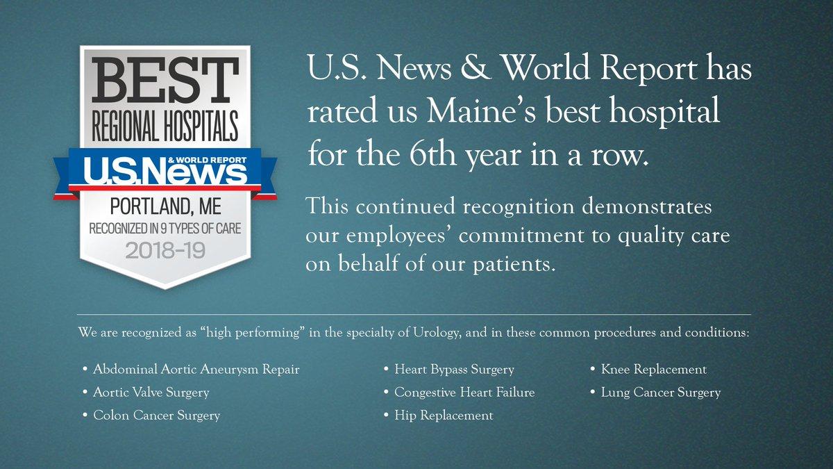 Maine Medical Center on Twitter: