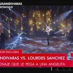 Lourdes Sánchez Twitter Photo