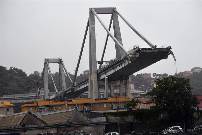 Do @portaljovempan: Desabamento de ponte em Gênova deixa ao menos 22 mortos https://t.co/MsqbA9CavJ