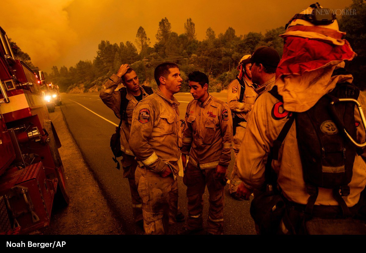 How climate change contributed to this summer's wildfires: https://t.co/fmYd57NEc6