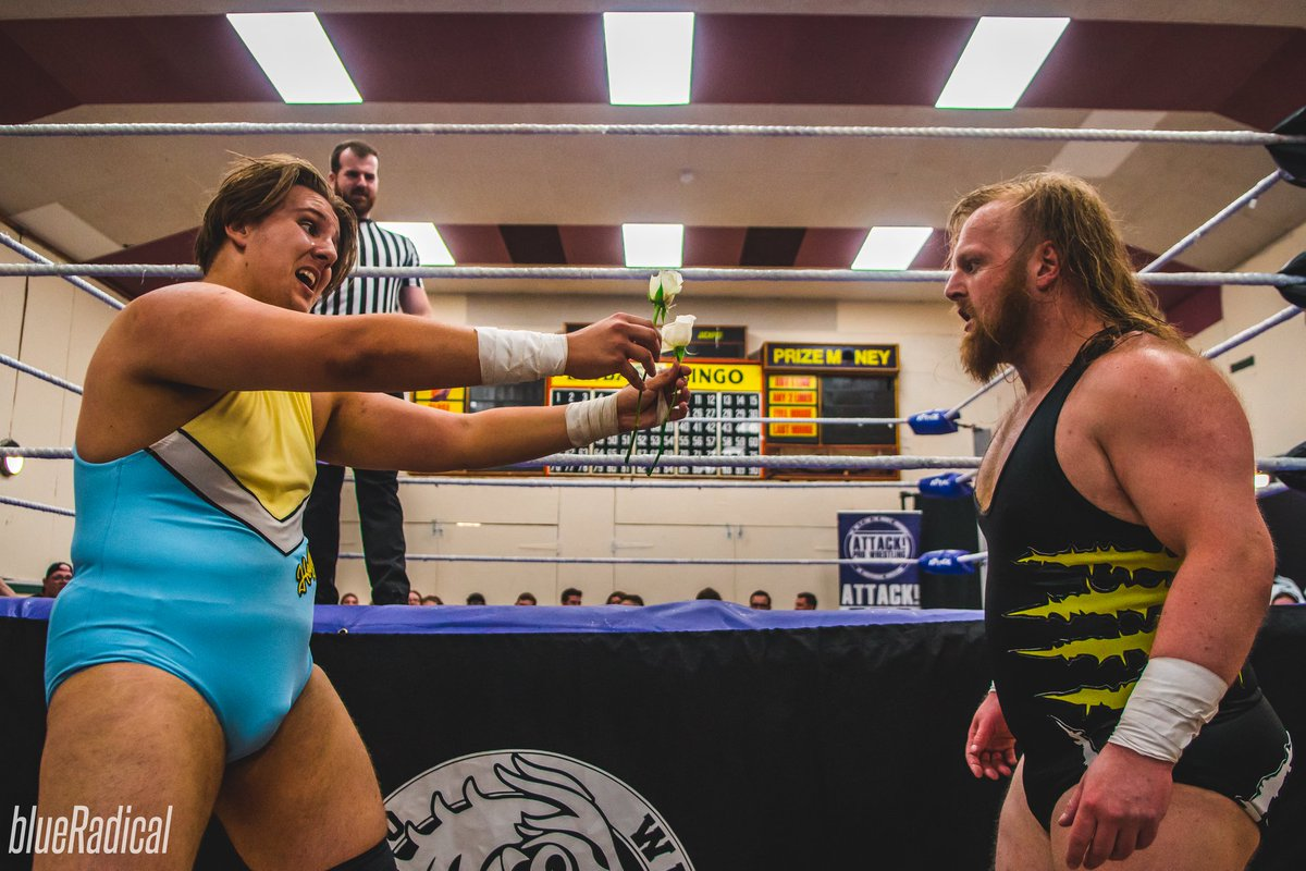 The &quot;Teen Heartthrob&quot; Himself @JoshHollyWres has just released his latest Highlight video taking a look back to @ATTACKWrestling X @UKDragonPro #ThursdayNightThrows as the &quot;Modern Day Dreamboat&quot; battled the &quot;BOAR OF WAR&quot; @WILDBOARhitch   Check it out! &gt;  https://www. youtube.com/watch?v=Wg0_xO h_Cew&amp;feature=youtu.be &nbsp; … <br>http://pic.twitter.com/C9VutDDhrg