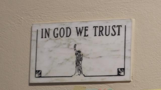 New law forces Florida schools to display 'In God We Trust' signs https://t.co/aMNr7ufzXp