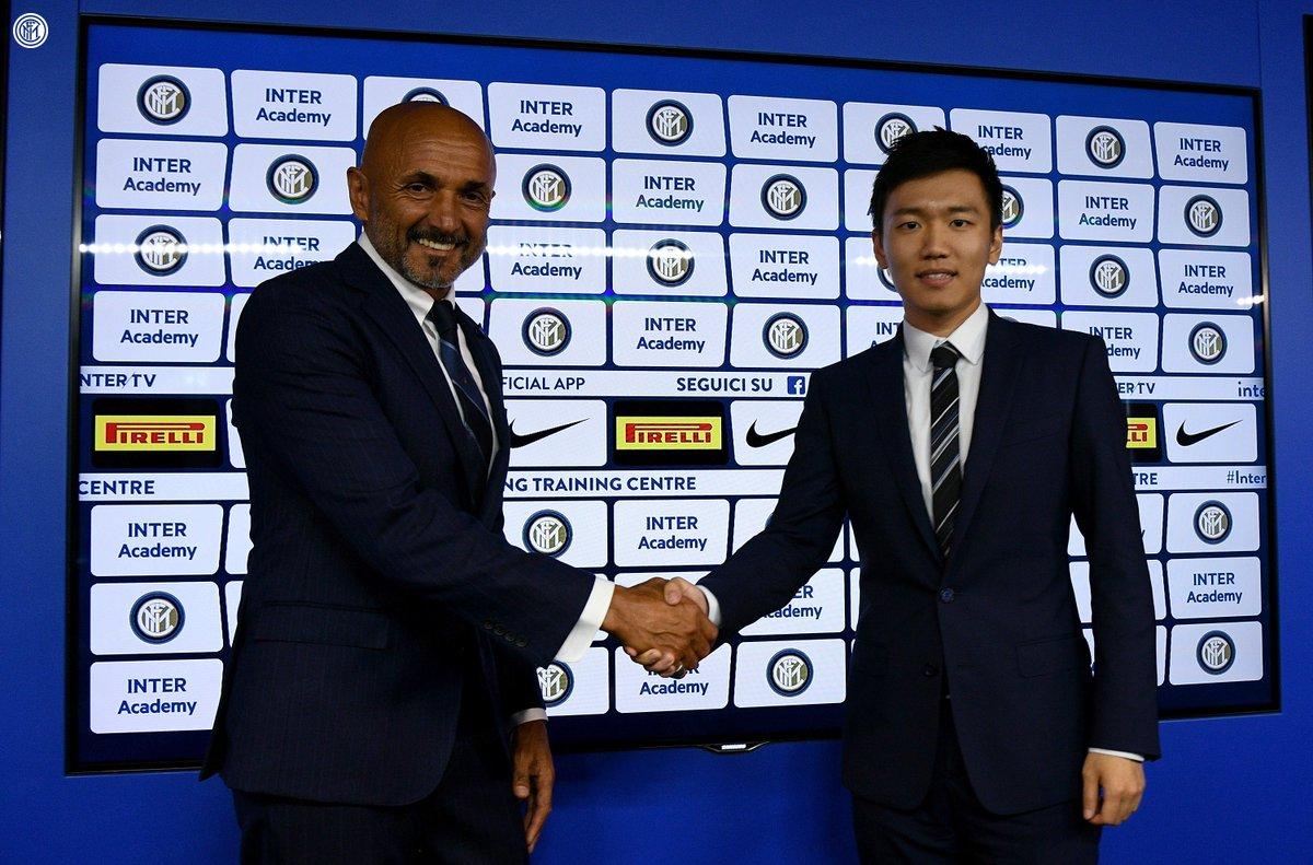 Inter's photo on #Spalletti
