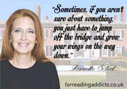 Happy Birthday to American Danielle Steel!