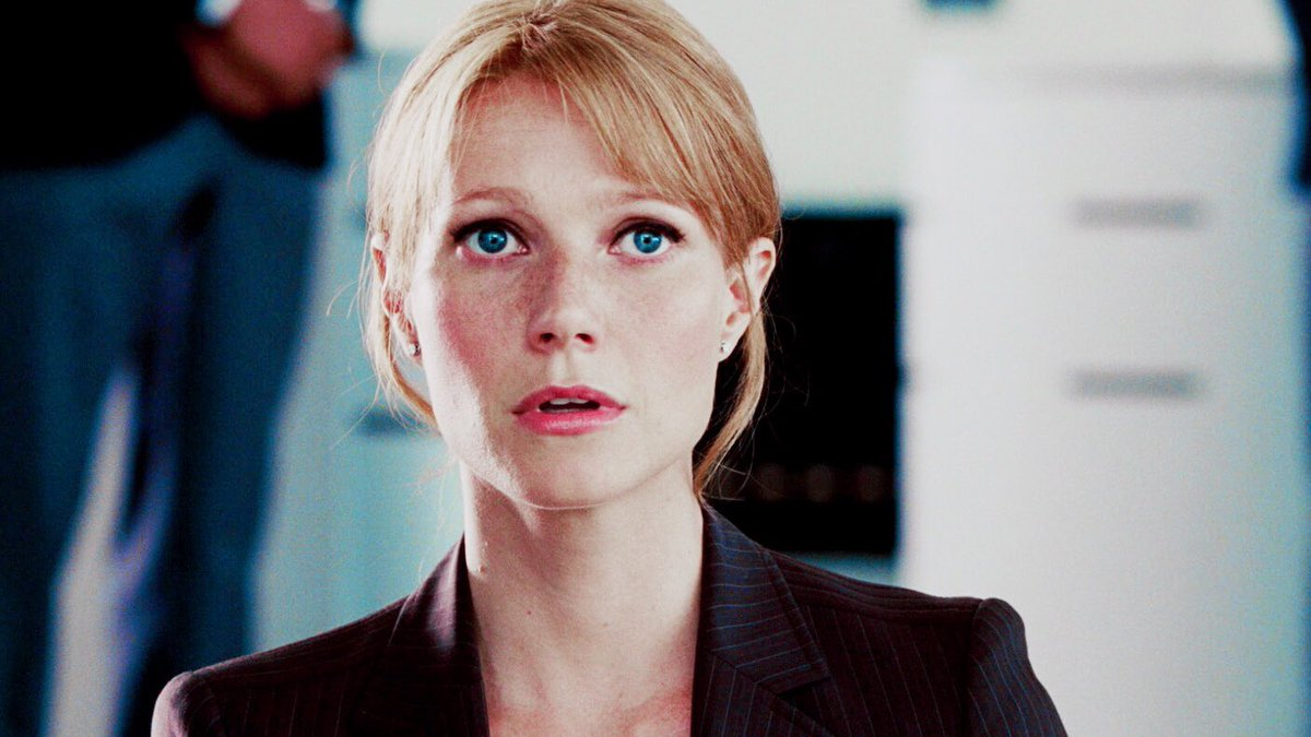 "nothing but the uttermost respect to virginia ""pepper"" potts, the first lady of mcu yet also the most underrated female mcu film character. breathe if you agree <br>http://pic.twitter.com/rqQKsEx7dw"