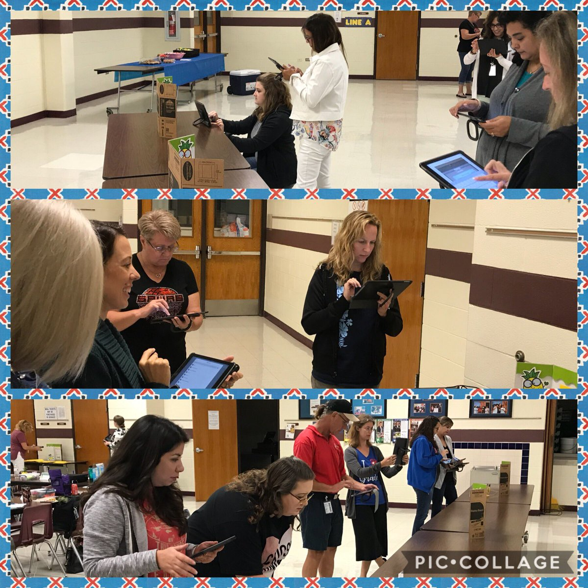 We learn by doing! Practicing adding to our @Seesaw journals @NISDElrod. Another great day of teaching and learning.  @NISDAcadTech #nisdcoach<br>http://pic.twitter.com/tDWc679AgE
