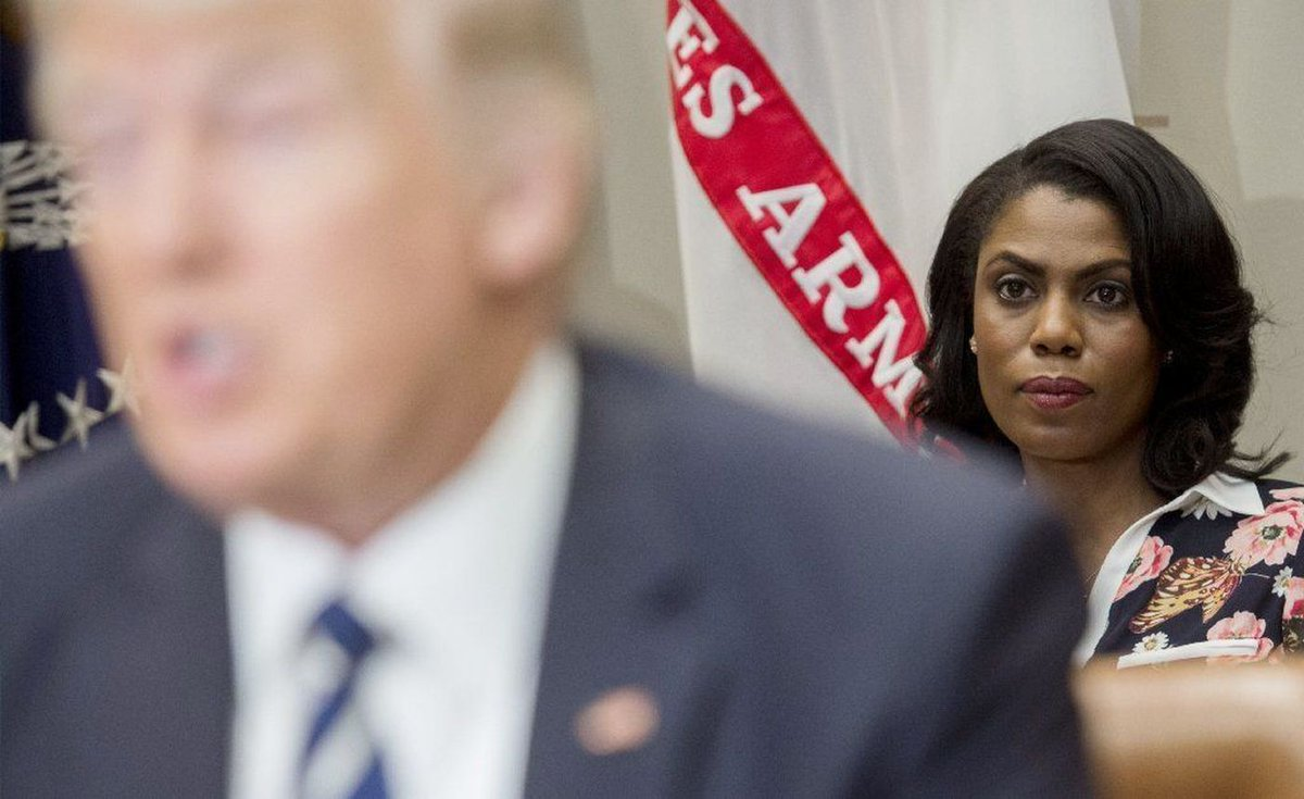 Omarosa releases tape of Trump campaign officials discussing long-rumored 'N-word' tape https://t.co/zGgO2bLMHz