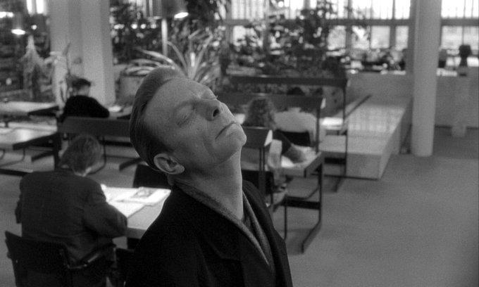 Happy Birthday, Wim Wenders.  Wings of Desire (1987)