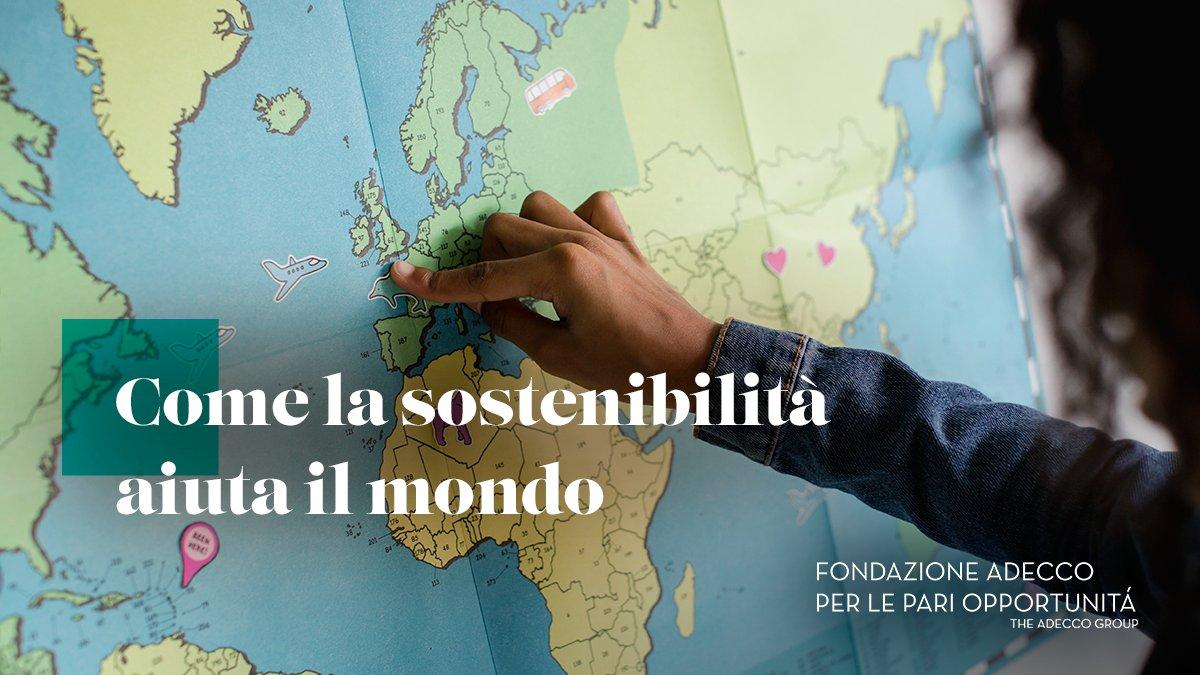 Culture, tradizioni e valori si fondono per un #impegnosociale. Ogni giorno sentiamo parlare di #diversità, ma quale impatto può avere in diversi contesti e luoghi? Vogliamo condividere con voi esempi di #sostenibilità da tutto il mondo. http://adec.co/oJMjkV  - Ukustom