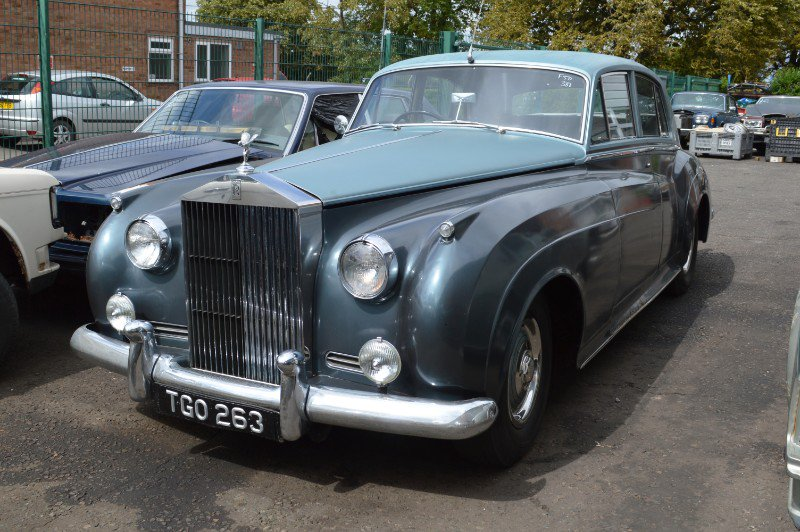 Flying Spares On Twitter For Sale Rolls Royce Silver Cloud Fsd 381 Price 17 500 Chassis No Sbc68 View More Https T Co Bntmfmtsih