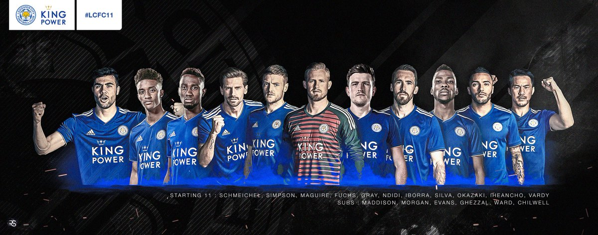 Alternative LCFC Starting 11 Edit  Thoughts on the design?  (line up is debatable....very debatable!)   @LCFC #LCFC <br>http://pic.twitter.com/xtWNrhWqUQ