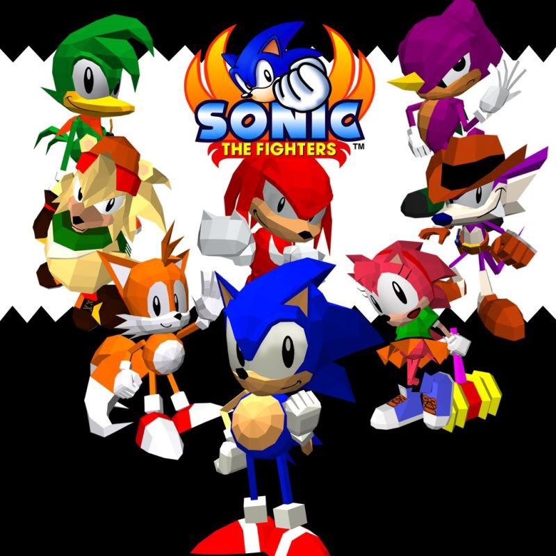 I really like Sonic the Fighter's intentionally polygonal style.    It was released the same year as Mario 64 and it has aged so well!   (Although that's not really saying too much when arcades were more powerful than consoles back then but i still think it looks nice lol) <br>http://pic.twitter.com/C7U7vWXM4F