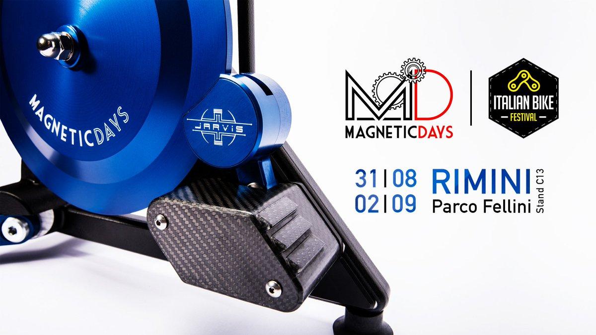 Una bella occasione per passare un weekend insieme a #MagneticDays! Vi aspettiamo all\
